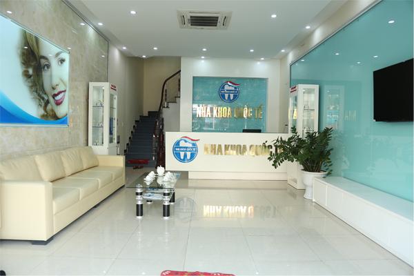 Nha khoa quốc tế số 1 Quảng Ninh